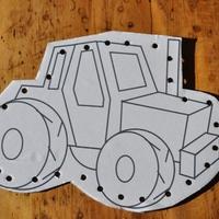 Varrjunk traktort