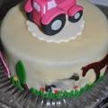 Boldog szülinapot Zsombi --- Farm torta