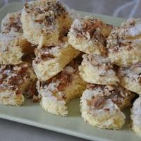 Poharas szaggatós tea süti vagy ünnepi nevén Kossuth kifli
