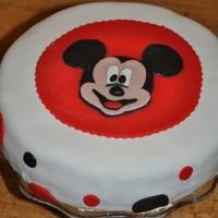 Mezőgazdasági torta helyett, egy szolid Mickey egér party