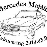 Holnap Mercedes Majális!