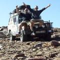 Január 23. 19 óra Valahol Marokkó és Nyugat – Szahara határában.