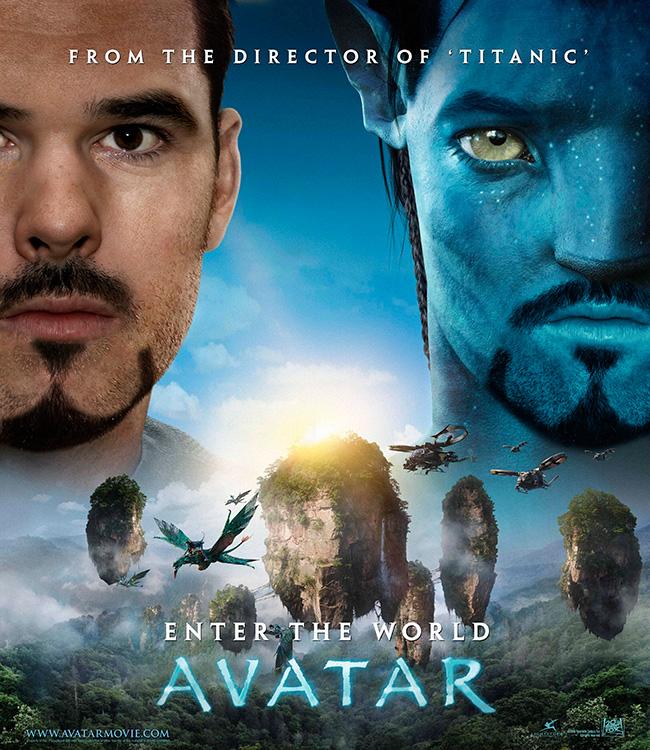 Avatar Jake Sully: Measmoviestar