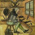 Könyvtári óra: középkor