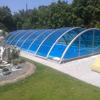 A medencefedés óvja és védi a kerti medencénket!