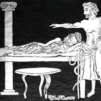 Kismedencei süllyedések kezelése az ókorban