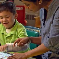 Az iPad megváltoztatja az autisták életét