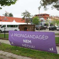 A Momentum a Media Hungaryn szólt be a propagandistáknak