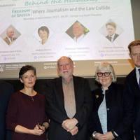 A főcímek mögött – újságírás és törvény összecsapása