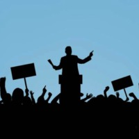 Populista retorika: egyenes út a népszerűséghez