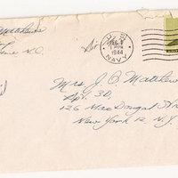 Szerelmes levél 70 éves késésben