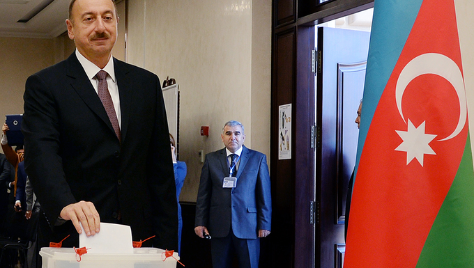 Az azerbajdzsáni demokrácia a világ nyolcadik csodája: a szavazás előtt egy nappal már megvoltak az eredmények