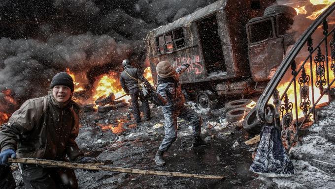 Az ukrán pokol legdurvább képei