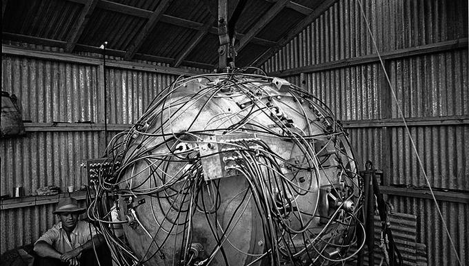 25 hátborzongató fotó kísérleti atomrobbantásokról