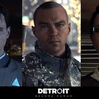 Detroit: Become Human - Mindent a főszereplőkről