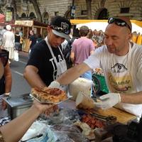 9. Street Food Show - Így éld túl az Éhezők viadalát az Andrássy-n