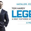 Legenda kritika - Film dupla Hardy-val