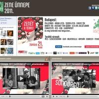 Zene Ünnepe - 2011. Június 21.