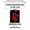 Zenei barangolás - Márkus Luca a RomKertben