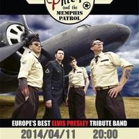 Programajánló - Elvis Live! Ed Philips and The Memphis Patrol a Sikk-ben!