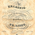 Kotta ritkaságok a Médiatár gyűjteményéből - Schubert - Liszt / Erlkönig