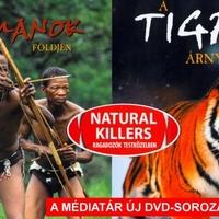 Új DVD sorozatok a Médiatárban!
