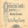 A magyar kultúra napján - egy debreceni szívnek különösen kedves ritkaság a Médiatár régi kottagyűjteményéből