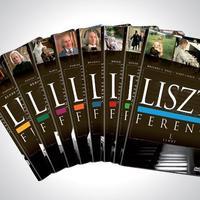 Liszt Ferenc élete - 8 DVD-n a Médiatárban!
