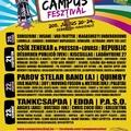 CAMPUS fesztivál 2011 Debrecen Nagyerdő