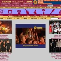 Szomszédvári ajánló - VIDOR Fesztivál 2011