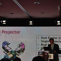 Az LG nyitotta a CES 2010-et