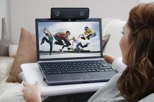 logitech laptop speaker