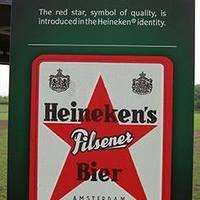 A Heineken és a vörös csillag randevúja