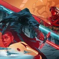 Star Wars: Az ébredő Erő posztercsokor
