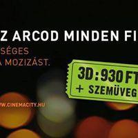 Cinema City Filmünnep 2015.
