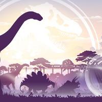 Jurassic World posztercsokor