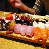 Az első sushi élményem, avagy miért soványak a japánok