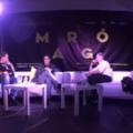 Beszélgetés a Margó Fesztiválon (videó)