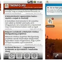 Meditacio.blog.hu az Androidos okostelefonokon