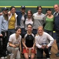 Egy sportoló elméje - női squash csapat gyakorolja a Transzcendentális Meditációt