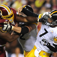 NFL MNF: Pittsburgh Steelers vs Washington Redskins