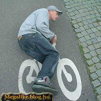 Az új biciklim :)