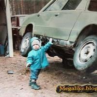 Erős gyerek