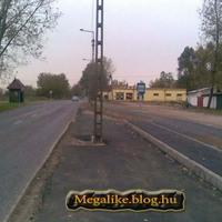 Buszmegálló