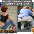 Europe vs Usa!