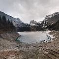Hónyusziépítés áprilisban - tavak és vízesések földjén Ausztriában