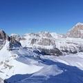 A fehér ötven árnyalata - a téli Dolomitokhoz nincs fogható