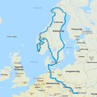 Norvégia 1-4. nap: utazás a világ végére rénszarvasok, végtelen fenyőerdők és óriáskamionok társaságában