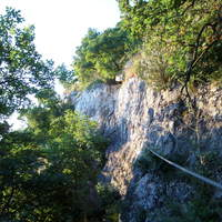 Tipp meleg nyárestékre: naplementemászás Tatabányán