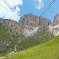 A Dolomitok legkönnyebb háromezrese, legmélyebb kanyonja és legszebb tava - kirándulások a földi mennyországban (2. rész)